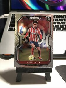 Panini Chronicles Prizm 2020/21 Joao Felix Rookie Athletico Madrid #9