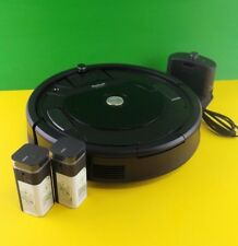 iRobot Roomba 890 - Robotic Cleaner + charger & virtual walls READ #2vvWw