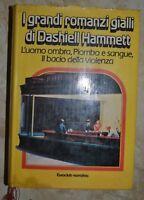 DASHIELL HAMMETT - I GRANDI ROMANZI GIALLI DI DASHIELL HAMMETT - EUROCLUB (P2)