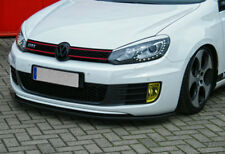 Golf 6 1K GTI-GTD Front Bumper Lip Cup Skirt  Chin Valance Splitter Extension