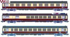 Piko 73027 3-teiliges Rheingold Wagenset 1 DB Epoche VI - Wilde 13 H0 NEU & OVP