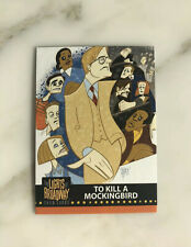 To Kill a Mockingbird Lights of Broadway Card ~ 2019 Edition