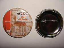 BADGE 56mm   AC DC   high voltage