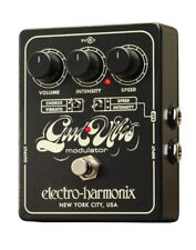 EHX Electro Harmonix Good Vibes Analog Modulatore Chitarra Effetto Pedale