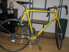 Fausto Coppi race bike Columbus Thron Chrome Campagnolo Ergopower 9    56/56