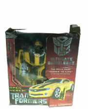 Transformers Ultimate Bumblebee New Damaged Box