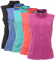 Regatta Fleece Gilet Light Weight Womans ladies Body Warmer Sweetness only £7.99