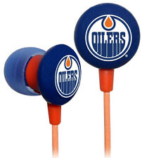 Edmonton Oilers Hi-Fi Ear Buds [NEW] NHL Head Phones Headphones Earbud CDG