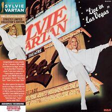 ☆ CD Sylvie VARTANLive in Las Vegas - Mini LP - REMASTERED - Ltd Ed - 14 -t-  ☆