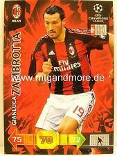 Adrenalyn XL Champions League 10/11 gianluca zambrotta