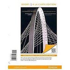 University Physics w/ Modern Physics Technology Update Books a la Carte 13th Ed.