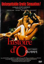 The Story of O / Histoire d`O (1975) Corinne Cléry, Udo Kier DVD *NEW