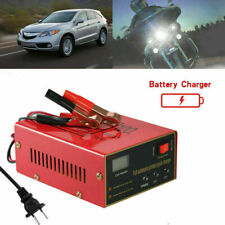 Maintenance-free Battery Charger 12V/24V 10A 140W Output For Electric Car BEST