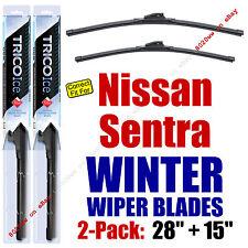 WINTER Wipers 2pk Super-Premium - fit 2013-2016 Nissan Sentra - 35280/150