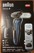 New in The Box Braun Series 6 SensoFlex Electric Shaver 6072cc Free Shipping