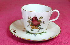 Royal Worcester (Delecta - Coburg) CUP & SAUCER SET(s) Exc (5 avail) Z2266