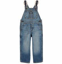 NWT OshKosh Toddler Boys 4T Osh Kosh Denim Blue Jean...