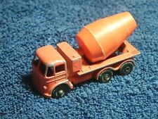 1960'S MATCHBOX LESNEY FODEN CEMENT MIXER MADE IN ENGLAND # 26