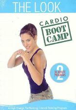 DVD - Exercise - Fitness - The Look: Cardio Boot Camp - Michelle Parker