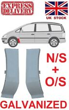 VW SHARAN FORD GALAXY SEAT ALHAMBRA 95-10 FRONT WING REPAIR PANEL PAIR GALVANIZE