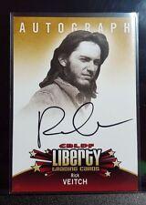 Cryptozoic CBLDF Liberty Trading Card Autograph Rick Veitch