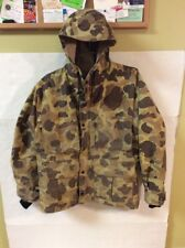 Vintage AMERICAN FIELD Gore-Tex Duck Hunting Jacket Coat Made In USA Sz S/M ?