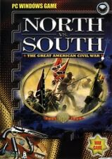 NORTH VS SOUTH THE GREAT AMERICAN CIVIL WAR +Windows 10 8 7 Vista XP Install