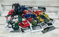 Hasbro Transformers ROTF, DOTM, Prime Action Figures Large Bundle Joblot