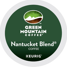 Green Mountain Coffee Keurig K-Cups Nantucket Blend Medium Roast 12 Count T3