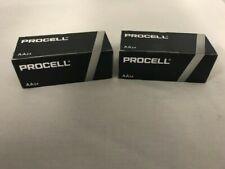 48 x AA Duracell Procell Alkaline Batteries 1.5V (PC1500, LR6) EXP 3/26  BA1