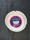 RARE GROOM LAKE NEVADA AREA 51 Littlealeinn Ceramic Ashtray - ALIEN UFO