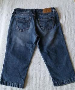 Jeans Esprit Gr.38 blau ,7/8 gepflegter Zustand !!