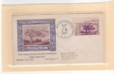 "#778 TIPEX ""Grandy"" 5/11/1936 California Pacific International Exposition Cover"