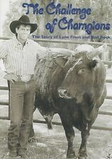 The Challenge of Champions - Lane Frost & Red Rock DVD