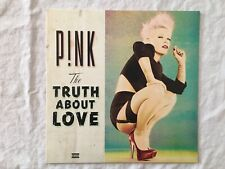 PINK: The Truth About Love double black vinyl LP 2LP set [PA]
