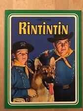 RINTINTIN – Sagédition - 1976 – NEUF avec les autocollants
