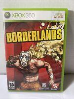 Borderlands XBOX 360 Shooter (Video Game)