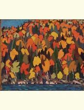 Autumn Foliage, Tom Thomson. Blank Journal : 150 Blank Pages, 8,5x11 Inch...