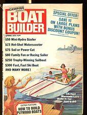 Boat Builder Magazine Spring 1971 Mermaid Lure ACC No ML 022517nonjhe