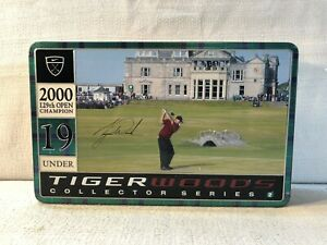 Dozen 2000 Open Champion St Andrews Tiger Woods Collector Series Nike Golf Balls