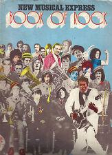 New Musical Express-Book Of Rock Music book