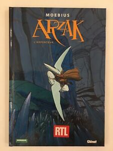 Arzak - The Arzach Sequel By Moebius - Brand New! With a Limited Edition Print!