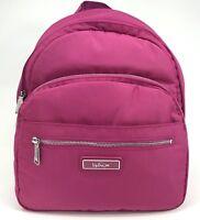 Kipling NWT $149 Chesney Medium Backpack Very Berry Book Bag Tech Padding