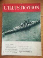 L'ILLUSTRATION N°5051 WW2 1939 Cuirrasé allemand Admiral Graf Spee + Finlande