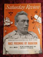 Saturday Review June 9 1956 JOHN HUSTON MOBY DICK H. J. MULLER