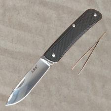 SRM Messer WA711-A1 12C27 Sandvik Stahl Taschenmesser Klappmesser G10 - Clip