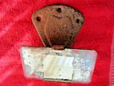 VINTAGE MODEL T FORD? BEVELED GLASS REAR VIEW MIRROR, RAT ROD HOT ROD