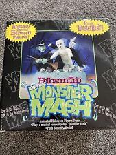 Vintage 1997 Gemmy Monster Mash - Trio with box * See Desc