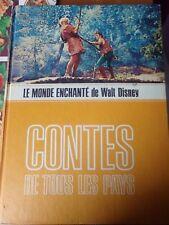 CONTES DE TOUS LES PAYS - LE MONDE ENCHANTE DE WALT DISNEY / 1965