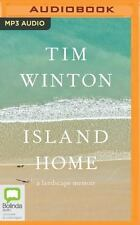 Island Home : A Landscape Memoir by Tim Winton (2016, MP3 CD, Unabridged)